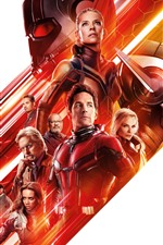 Ant-Man and the Wasp, 8K movie