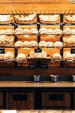 Preview iPhone wallpaper Bread shop