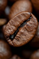 Preview iPhone wallpaper Coffee beans