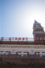 King Street Station, Seattle, USA