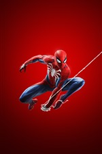 Preview iPhone wallpaper Spider-Man, 2018 E3 game