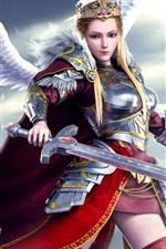Super Seminary, Angel girl