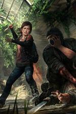 O último de nós, Ellie, jogo