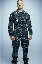 Preview iPhone wallpaper Eric Dane, The Last Ship