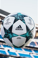Preview iPhone wallpaper Football, Adidas, sport