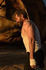 Vorschau des iPhone Hintergrundbilder Hugh Jackman, Wolverine, Logan