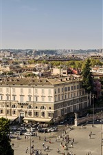 Italy, Rome, obelisk, city