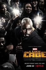 Preview iPhone wallpaper Luke Cage, TV series season 2