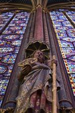 Paris, statue, travel