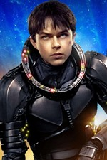 Preview iPhone wallpaper Valerian and the City of a Thousand Planets, Science fiction movie