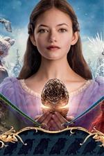 iPhone обои Диснеевский фильм, «Щелкунчик» и «Четыре царства»