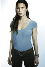 Preview iPhone wallpaper Rhona Mitra, The Last Ship