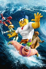 Spongebob cartoon movie