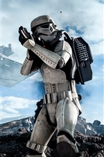 Star Wars: Battlefront, soldado