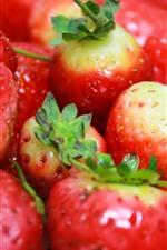 iPhone обои Клубника, фрукты, вкусные