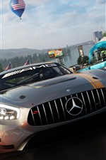 A tripulação 2, supercarro da Mercedes-Benz