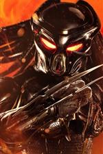 Preview iPhone wallpaper The Predator 4K