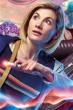 Preview iPhone wallpaper Doctor Who, TV series