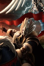 Preview iPhone wallpaper Heroes of Might and Magic, art picture