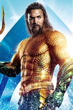 Jason Momoa, Aquaman 2018
