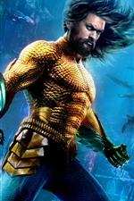 Jason Momoa, Arthur, Aquaman 2018