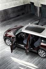 MINI coche Cooper S, puertas abiertas