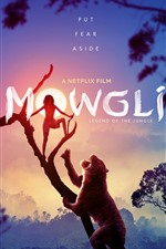 Preview iPhone wallpaper Mowgli: Legend of the Jungle