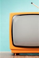 TV retro, antena
