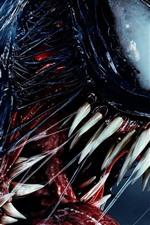 Vorschau des iPhone Hintergrundbilder Gift, Zähne, Monster, 2018 Film