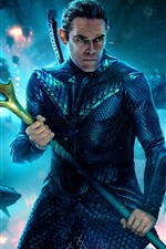 Preview iPhone wallpaper Willem Dafoe, Vulko, Aquaman 2018