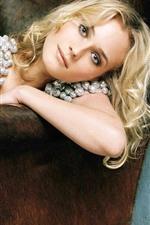 Preview iPhone wallpaper Diane Kruger 06