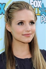 Preview iPhone wallpaper Dianna Agron 11