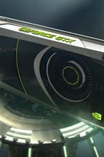 Placa gráfica Geforce GTX