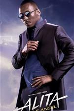 Preview iPhone wallpaper Mahershala Ali, Alita: Battle Angel