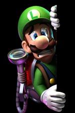 Mario, video game, fundo preto