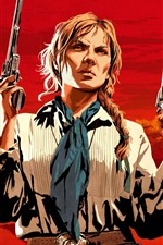 Red Dead Redemption 2, armas