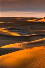 미리보기 iPhone 배경 화면 텐 게르 사막, 내 몽골, 중국