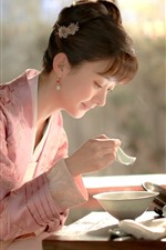 Preview iPhone wallpaper Zhao Liying, The Story Of MingLan