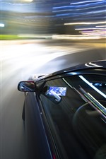 미리보기 iPhone 배경 화면 자동차, 속도, 조명