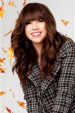 Preview iPhone wallpaper Carly Rae Jepsen 02