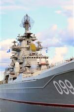 Cruiser, military