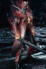 Devil May Cry 5, warrior, sword
