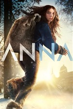 Preview iPhone wallpaper Hanna, TV series