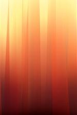 미리보기 iPhone 배경 화면 오렌지 스트라이프 배경, 추상