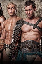 Spartacus: Blood and Sand, TV series