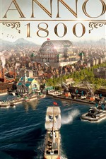 Anno 1800, video game