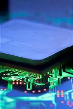 미리보기 iPhone 배경 화면 칩, IC, PCB, 첨단 기술