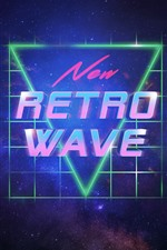 Preview iPhone wallpaper New Retro Wave, Synth pop
