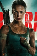 Incursor do túmulo, Lara Croft, setas, 2018 movie