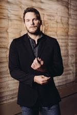 Preview iPhone wallpaper Chris Pratt, actor